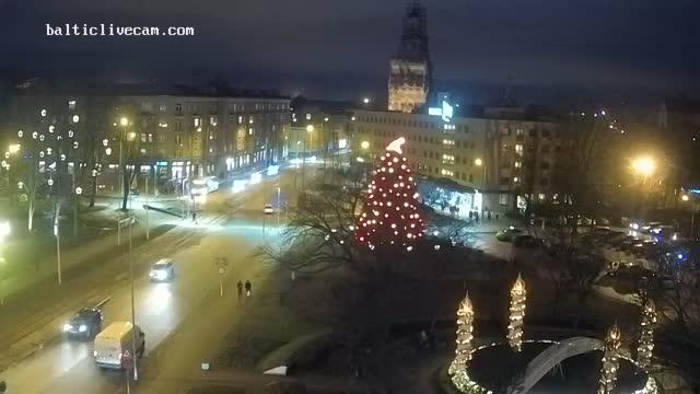 Webcam in Liepaja - City Center
